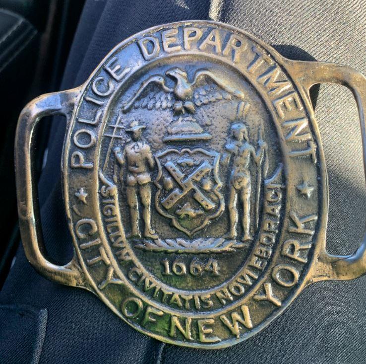 Photo of belt buckle