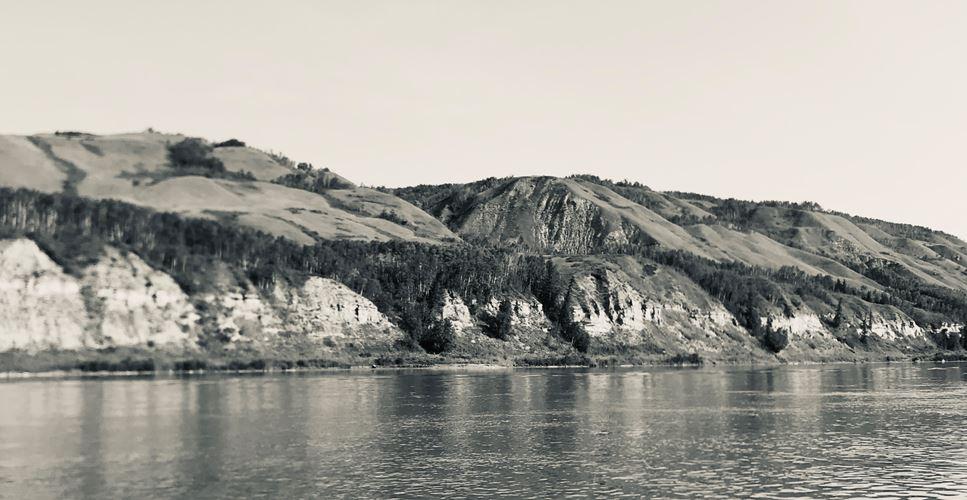 Photo of Peace River by Dessa Nicholson