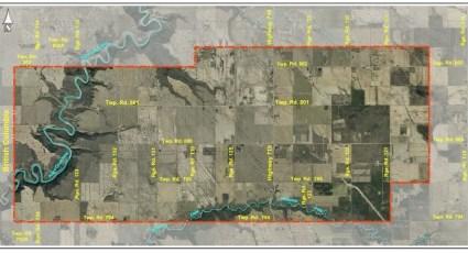 Map of proposed Bonanza ASP