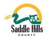 Saddle Hills County logo